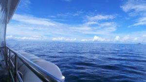 Fährüberfahrt Seychellen
