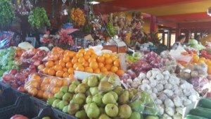 Wochenmarkt Victoria Seychellen