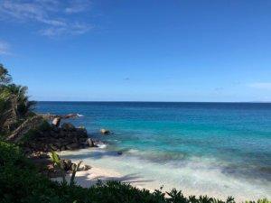 Seychellen Badebucht