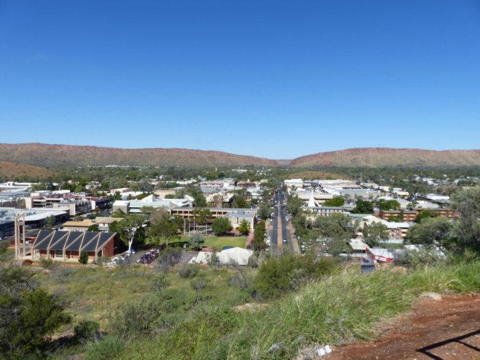 Alice Springs Nordaustralien Urlaub