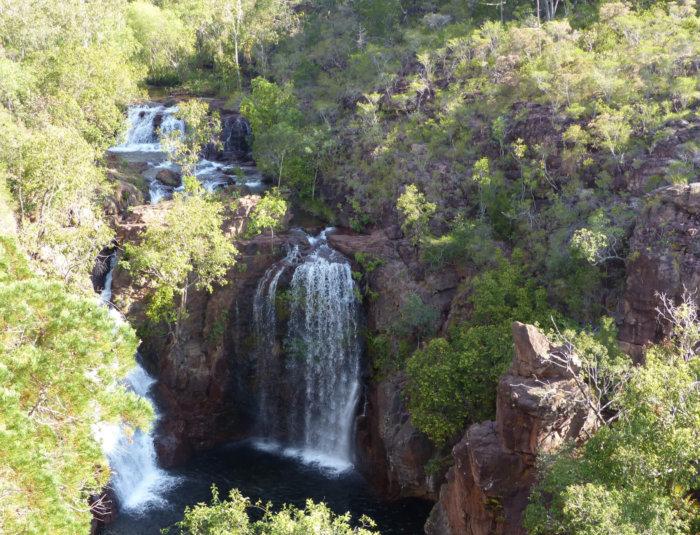Florence Falls Nordaustralien Urlaub