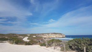 Kangaroo Island Pennington Bay Partplatz