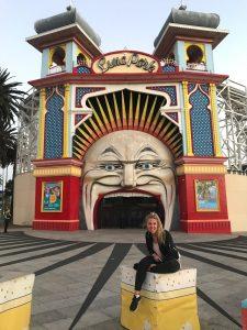 Luisa Luna Park Melbourne