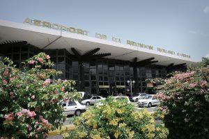 Flughafen La Réunion