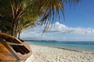 Mauritius Boat Beach