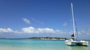 Mauritius Katamaran