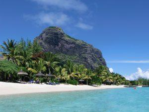 Mauritius Le Morne Beach