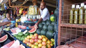Mauritius Markt