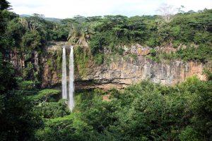 Wasserfall Talkessel La Reunion