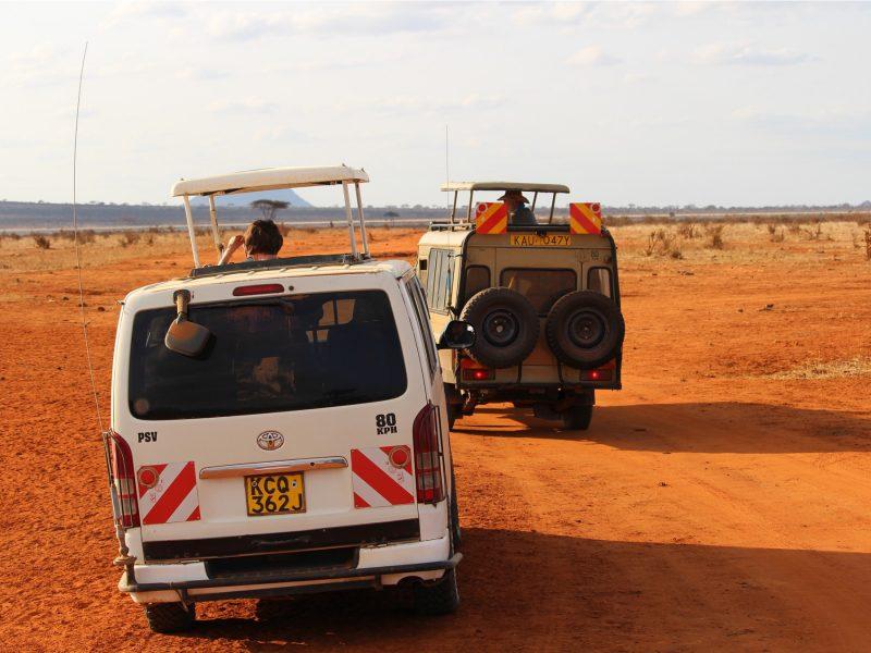 Bus Reise Namibia