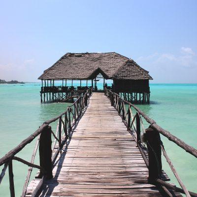 Tansania Urlaub Strand