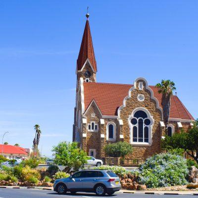 Windhoek Namibia Reise