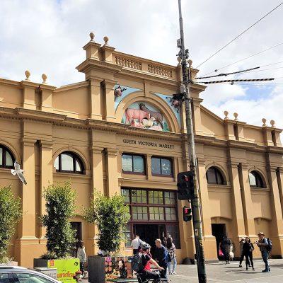 Australien Victoria Melbourne Market